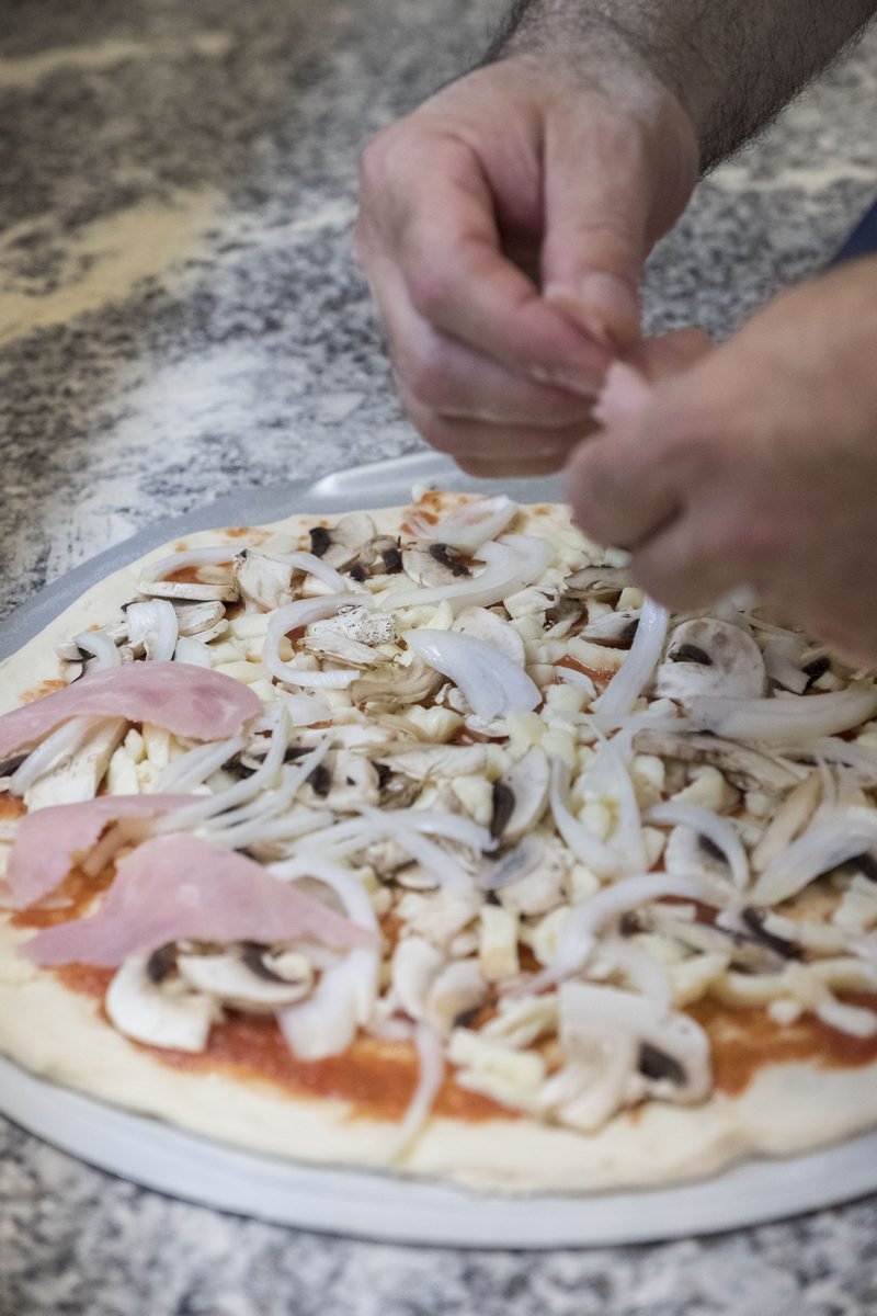 Spriz Express Viladecans - Cocina italiana a domicilio